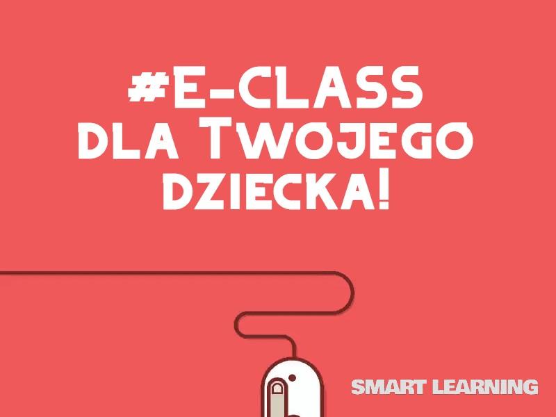 E-CLASS - POMAGAMY UCZNIOM W ANGIELSKIM 1