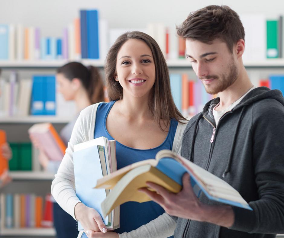 angielski dla młodzieży w parze w szkole językowej